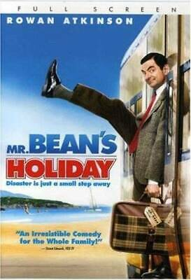 $4.07 • Buy Mr. Bean's Holiday (Full Screen Edition) - DVD - VERY GOOD