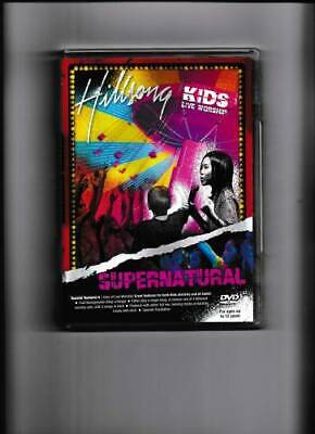 $6.28 • Buy Hillsong Kids Dvd Supernatural - DVD - VERY GOOD