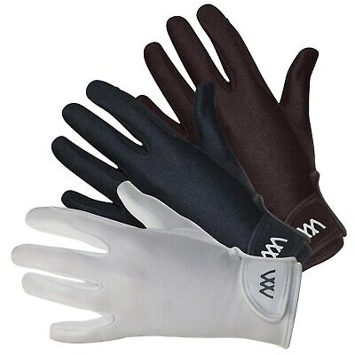 £22 • Buy Woof Wear CONNECT RIDING GLOVE - Superb Grip & Connection - Black Or Brown