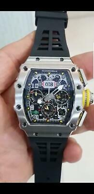 View Details Richard Mille Watch Men's New Highest Quality Swiss Movement  • 1,200.00£