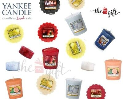 Yankee Candle Votive Scented Candles Gift Or 1-4 Pc Mixed Votives Or 6Pc Votives • 9.44£