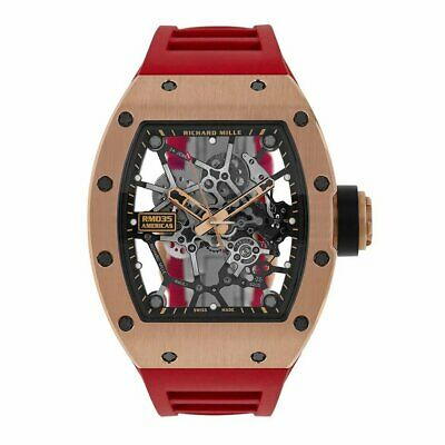 View Details Richard Mille Watch Men's New Highest Quality Swiss Movement  • 1,400.00£