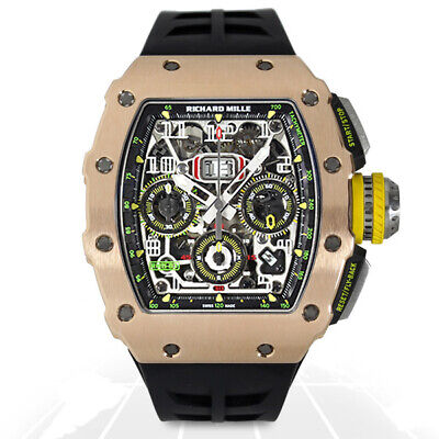View Details Richard Mille Watch Men's New Highest Quality Swiss Movement  • 1,600.00£