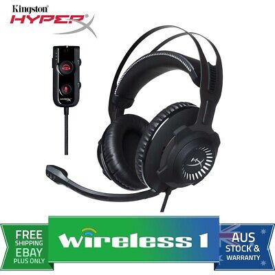 AU219 • Buy Kingston HyperX Cloud Revolver S Wired Gaming Headset