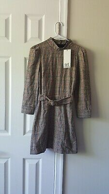 $20 • Buy Zara Trafaluc Collection Belted Dress Size Small