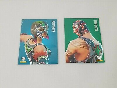 $ CDN6.68 • Buy 2019 Fortnite Panini Series 1 Dynamo #170 Masked Fury #179 Rare Outfit Set