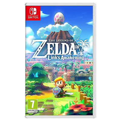 Legend Of Zelda Link's Awakening (Nintendo Switch, 2019) Brand New - Region Free • 57.89$