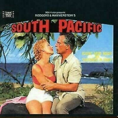 South Pacific Movie Soundtrack (CD, 1989) FREE SHIPPING • 2.99£