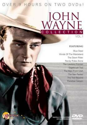 $3.98 • Buy John Wayne Collection - Vol. 1