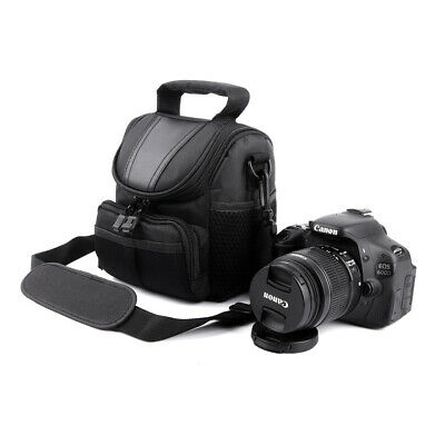 AU17.99 • Buy Lightweight Messenger Sling Camera Case Shoulder Bag For Panasonic Lumix