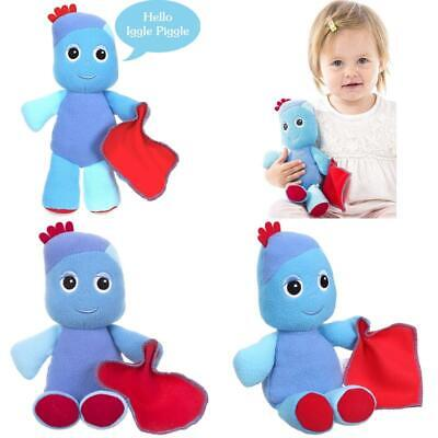 NEW Talking Iggle Piggle Soft Toy 23cm All New Cute And Cuddly Talking S PREMIUM • 14.79£