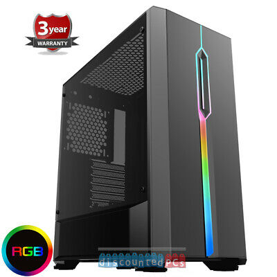 AU3594.12 • Buy INTEL I9 9900K EIGHT CORE GAMING Computer Solar PC  M2  GTX 1080ti 11GB Up443