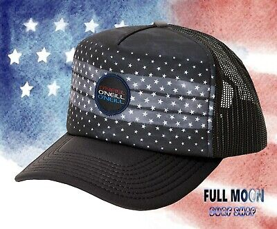 $22.95 • Buy New O´Neill Festivities Americana Bottle Opener Trucker ONeill Snapback Cap Hat