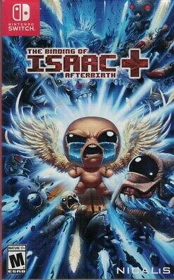 AU54.95 • Buy The Binding Of Isaac: Afterbirth+, Switch, Nintendo Switch, Used