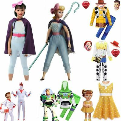£13.40 • Buy Toy Story Woody Costume Boys Girls Halloween Cosplay Party Fancy Outfit *^-^*