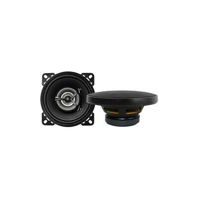 AU42 • Buy Axis 4 Inch 100mm 2-Way Coaxial Speakers Black Includes Mounting Hardware