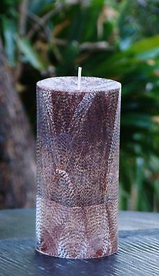 $7.33 • Buy SPICED RUM Scent Candle 40 Hr QUALITY MENS UNISEX CHRISTMAS GIFT Home Or Office