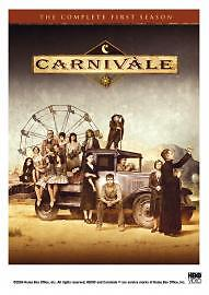 CARNIVALE THE COMPLETE FIRST SERIES 6xDVD Region 2 BBFC 15 HBO • 8.99£