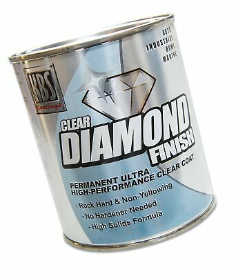 AU83.56 • Buy KBS Coatings 8304 DiamondFinish Clear Coat Pint, 16. Fluid_Ounces 1 Pint
