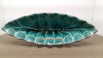 $ CDN15.99 • Buy Blue Mountain Pottery 13.5  Ruffled Edge Serving Dish