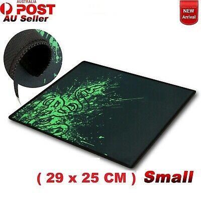 AU7.99 • Buy Razer Gaming Mouse Pad Optical Laser Mouse Mat Mice Soft Laptop PC Mousepad Aus