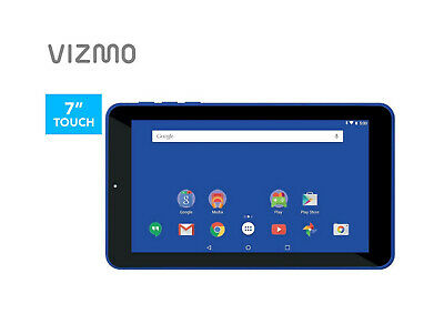 AU49.49 • Buy 7  ANDROID 8.1 GO EDITION TABLET PC QUAD CORE 16GB BLUETOOTH & WiFi BLUE KIDS