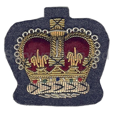 Air Cadets Mess Dress WO Crown • 11.95£
