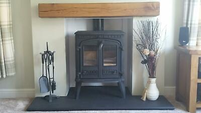 Fireplace Hearth | Natural Stone Similar To Slate | 150cm X 100cm Large Hearth  • 249£