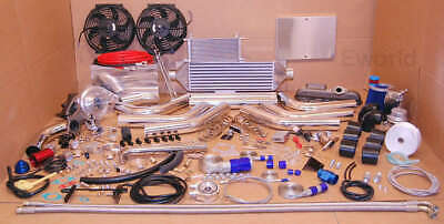 AU2322.90 • Buy Mitsubishi Dodge 3g 00-05 4g64 2.4L Turbo Kit 2000 - 2005 DSM AWD 2.4 SOHC T3 Ss