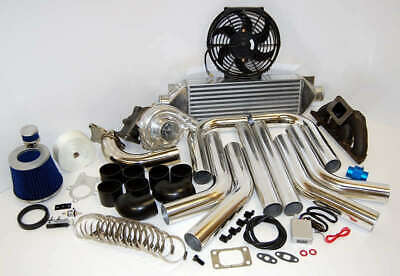 AU1717.81 • Buy Mitsubishi Dodge DSM 3g 00-05 4g64 2.4L Turbo Kit 2000 - 2005 AWD 2.4 SOHC T3 RT