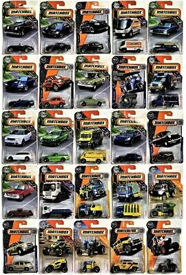 $1.99 • Buy 2018 Matchbox Mainline You Pick