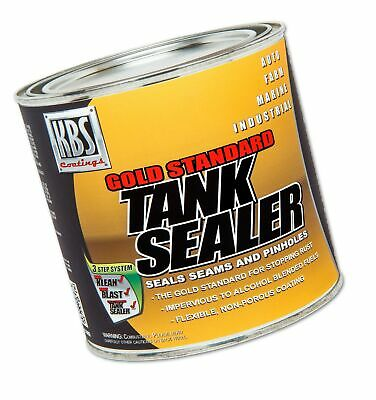 AU44.04 • Buy KBS Coatings 5200 Gold Standard Tank Sealer - 8 Fl. Oz.