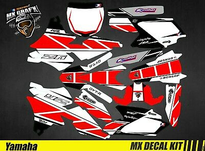 Kit Déco Moto Pour / Mx Decal Kit For Yamaha YZF - 2016 • 120.33£