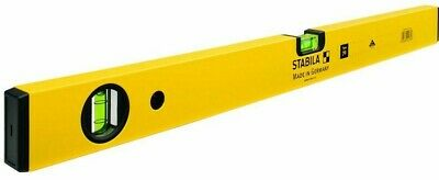 Stabila BOX FRAME LEVEL 600mm 2-Vials Tapered End Caps *German Made • 69.18£