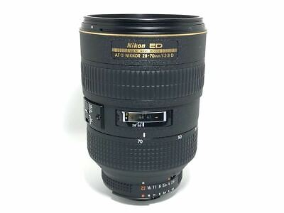 £242.75 • Buy AS IS Nikon Zoom-NIKKOR 28-70mm F/2.8 AF-S D IF M/A ED Lens From JP Free Ship