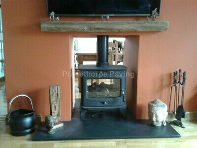 Fire Hearth 120cm X 60cm | Similar To Slate | Quick + Low Cost | T Shape Options • 243£