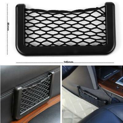 $1.45 • Buy Car Body Edge Seat Back Elastic Net Storage Phone Holder Interior Accessories