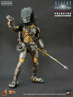 $ CDN514.41 • Buy Hot Toys WOLF Predator CLEANER KIT AVP2 Scale 1/6 Action Figure FREE Shipping