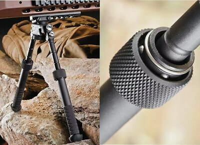 V8 Atlas 6.5-9.5'' 360 Degree Adjustable Precision Bipod QD Mount Folding Swivel • 42.95$
