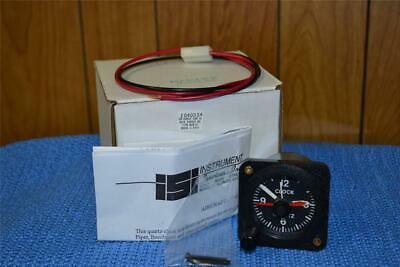 12 Volt Replacement Aircraft Clock Direct From The Manufacturer! • 109.56£