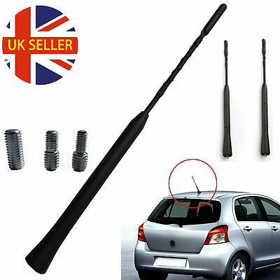 Car Beesting Bee Sting Radio/stereo Flexible Aerial Ariel Arial Mast Antenna • 2.99£