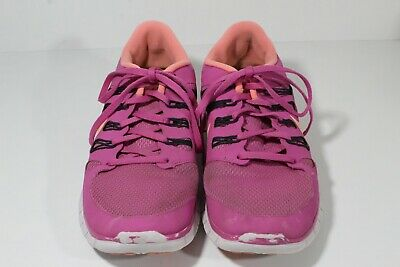 $ CDN27.50 • Buy Nike Womens Running Shoes Free 5.0 Purple Pink Size 11 580591-660 Athletic (L)