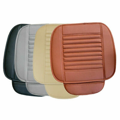 $ CDN22.99 • Buy Breathable PU Leather Bamboo Car Seat Cover Pad Mat Auto Chair Cushion Universal
