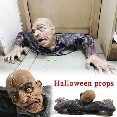 $ CDN57.83 • Buy Crawling Zombie Haunted Horror House Props Scary Halloween Decorations New 1pc
