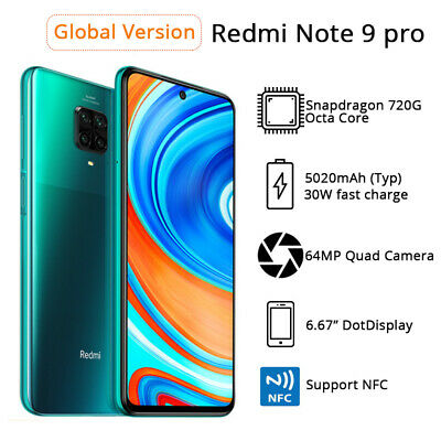 $534.99 • Buy Global Version Xiaomi Mi 9T Pro 6GB/128GB ROM Snapdragon 855 Octa Core 48MP