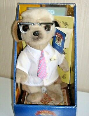 Compare The Meerkat Yakov's Toy Shop SerGei • 10£
