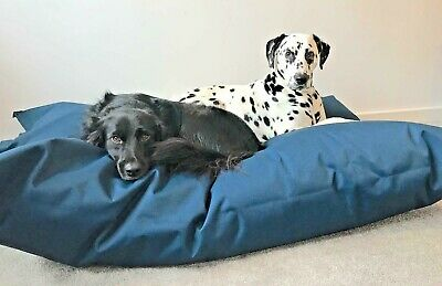 Super Strong Chew Resistant Waterproof Cushion Dog Beds. Tough Durable Washable • 60£