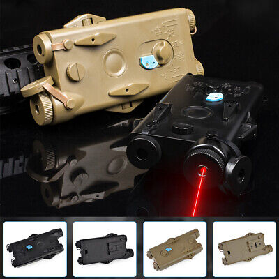 Tactical Battery Case AN/PEQ-2 Battery Box Red Laser Ver For 20mm Rails  • 6.99£
