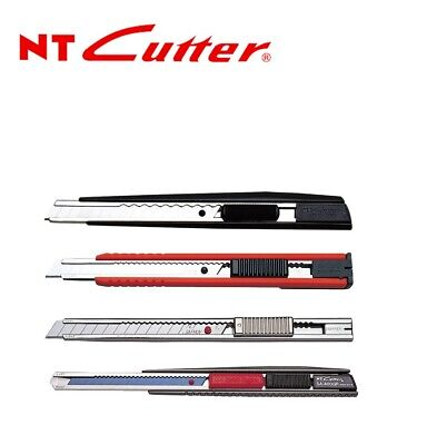 $ CDN19.81 • Buy NT Cutter A Type Utility Knife Choose From 4 Type EA-300 A-250RP A-1P SA-400GRP