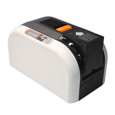 £979.76 • Buy Double Side Printing Plastic PVC ID Card Printer Thermal Printer High Speed New
